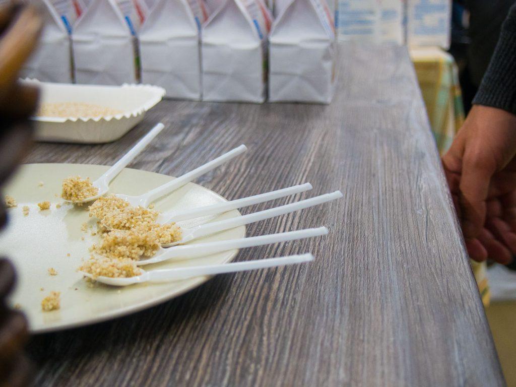 luomu kvinoa