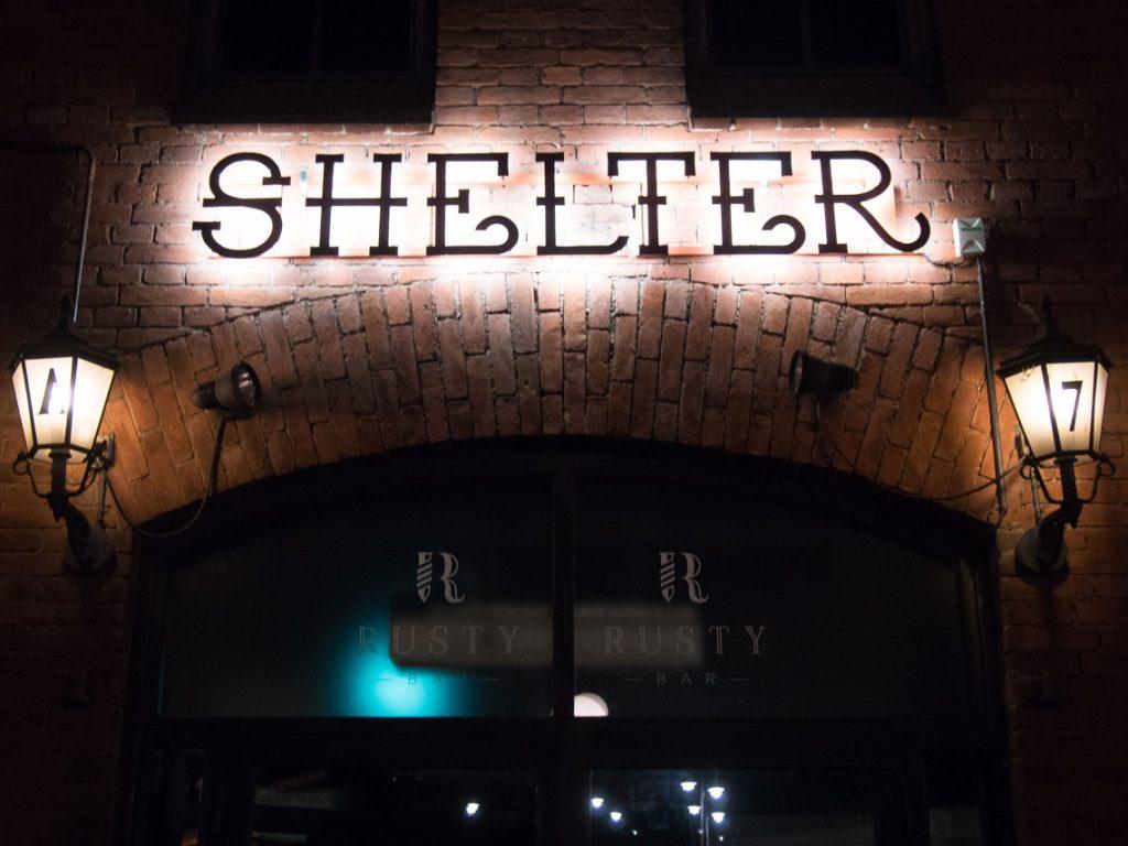 shelter arvostelu