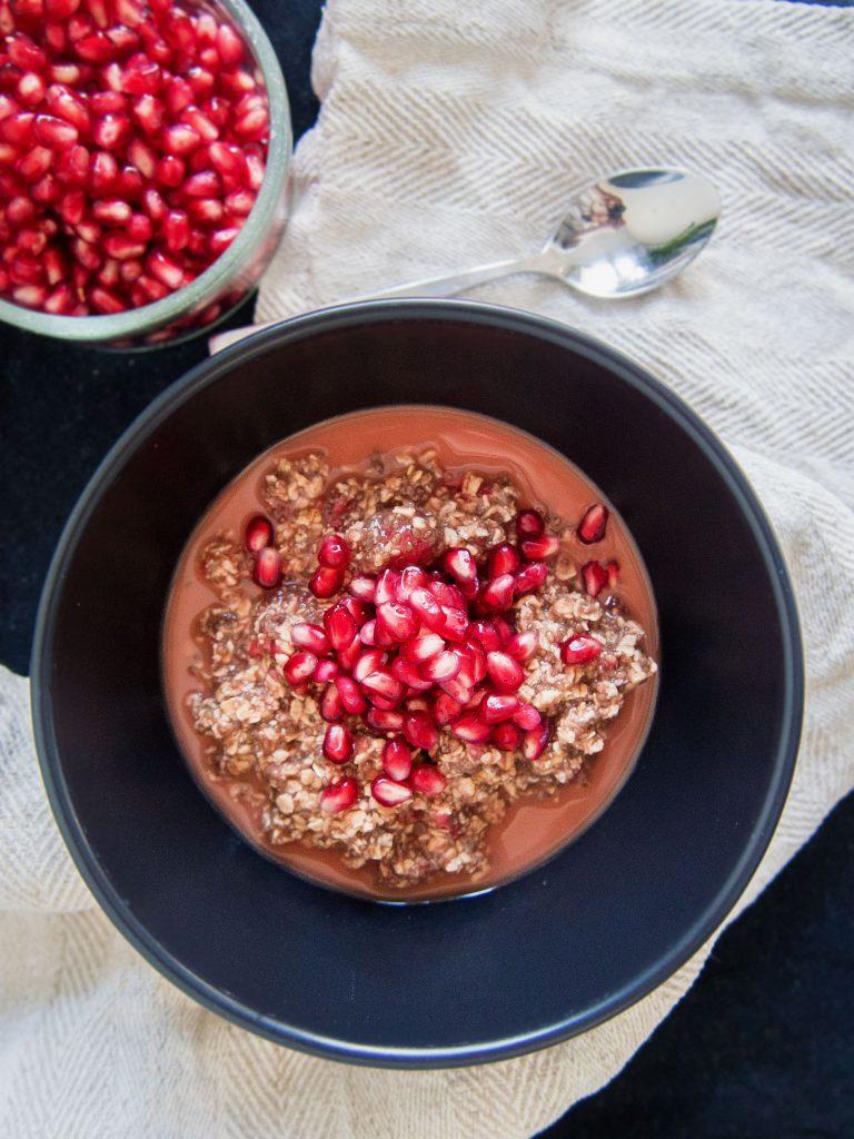 granaattiomena resepti