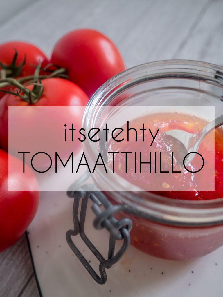 tomaattihillo