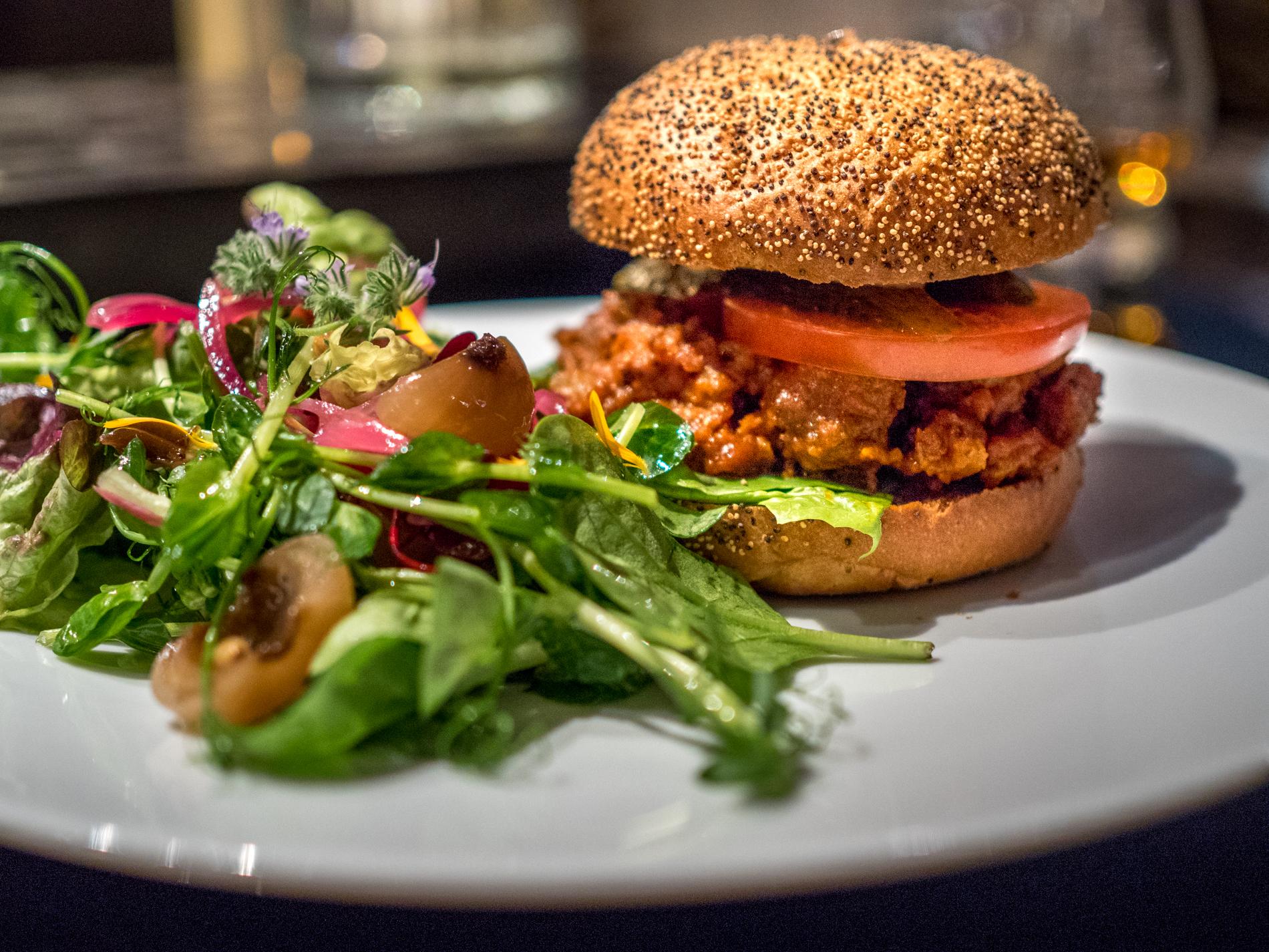paras vegaani burgeri