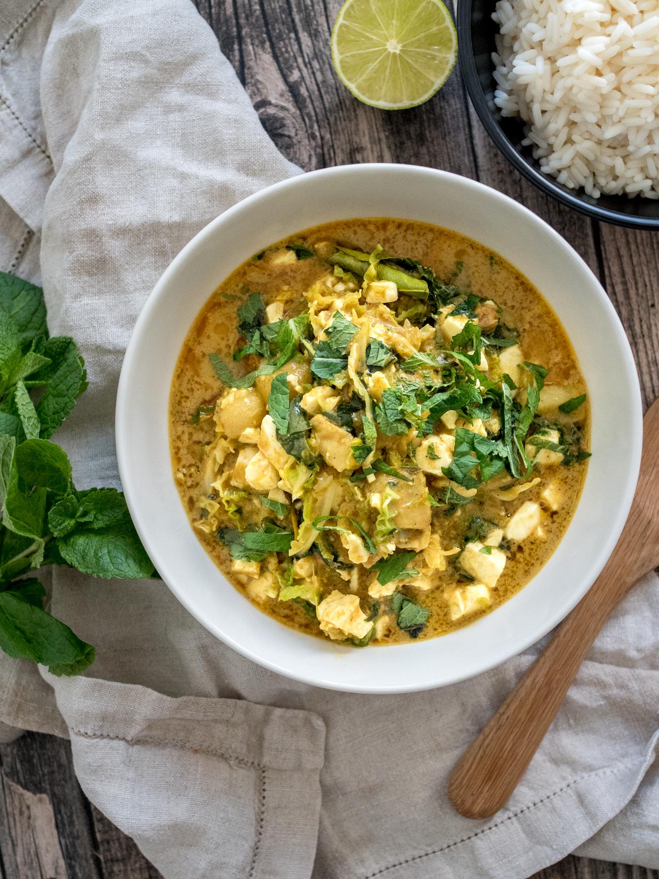 kananmuna curry