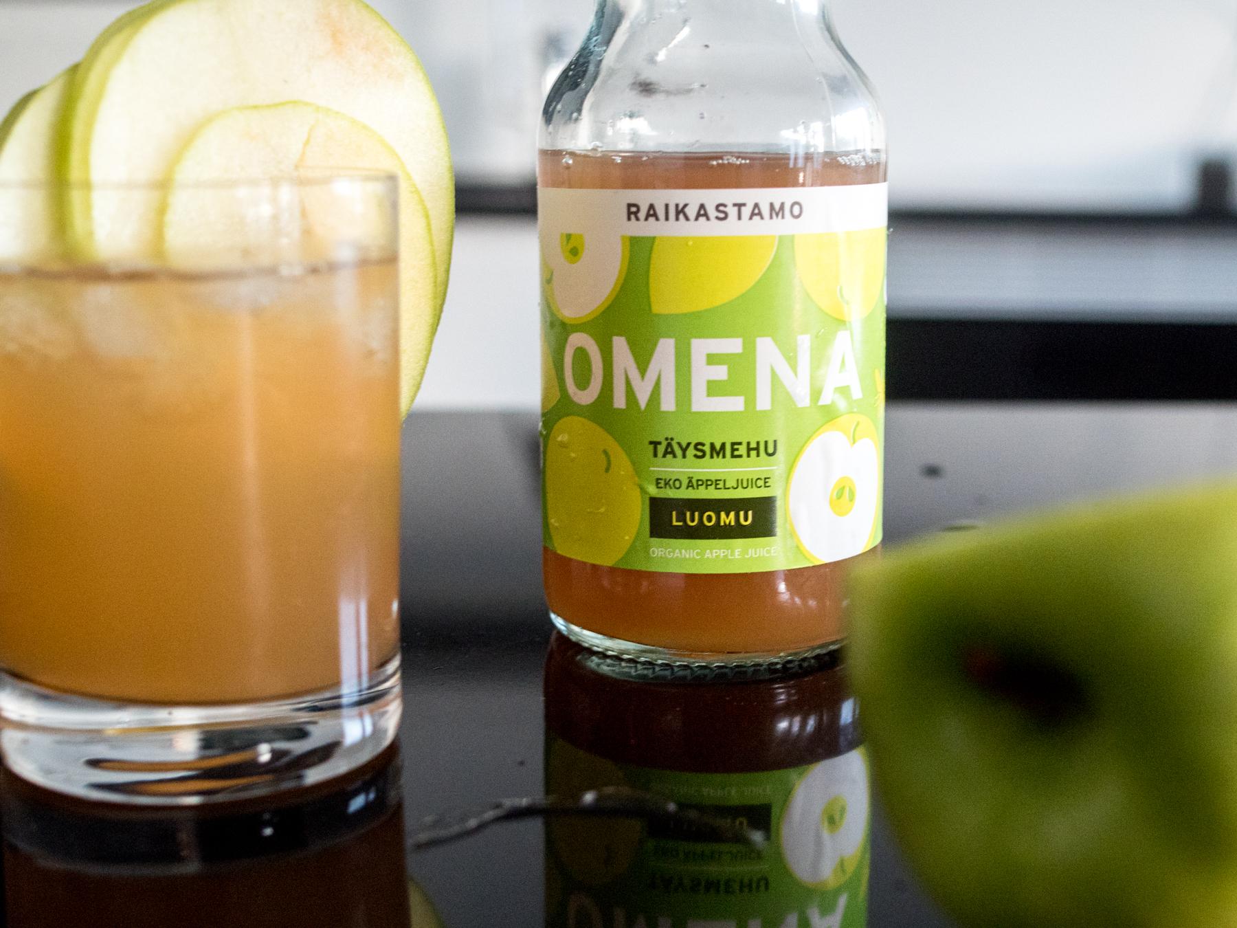 raikas omenamocktail