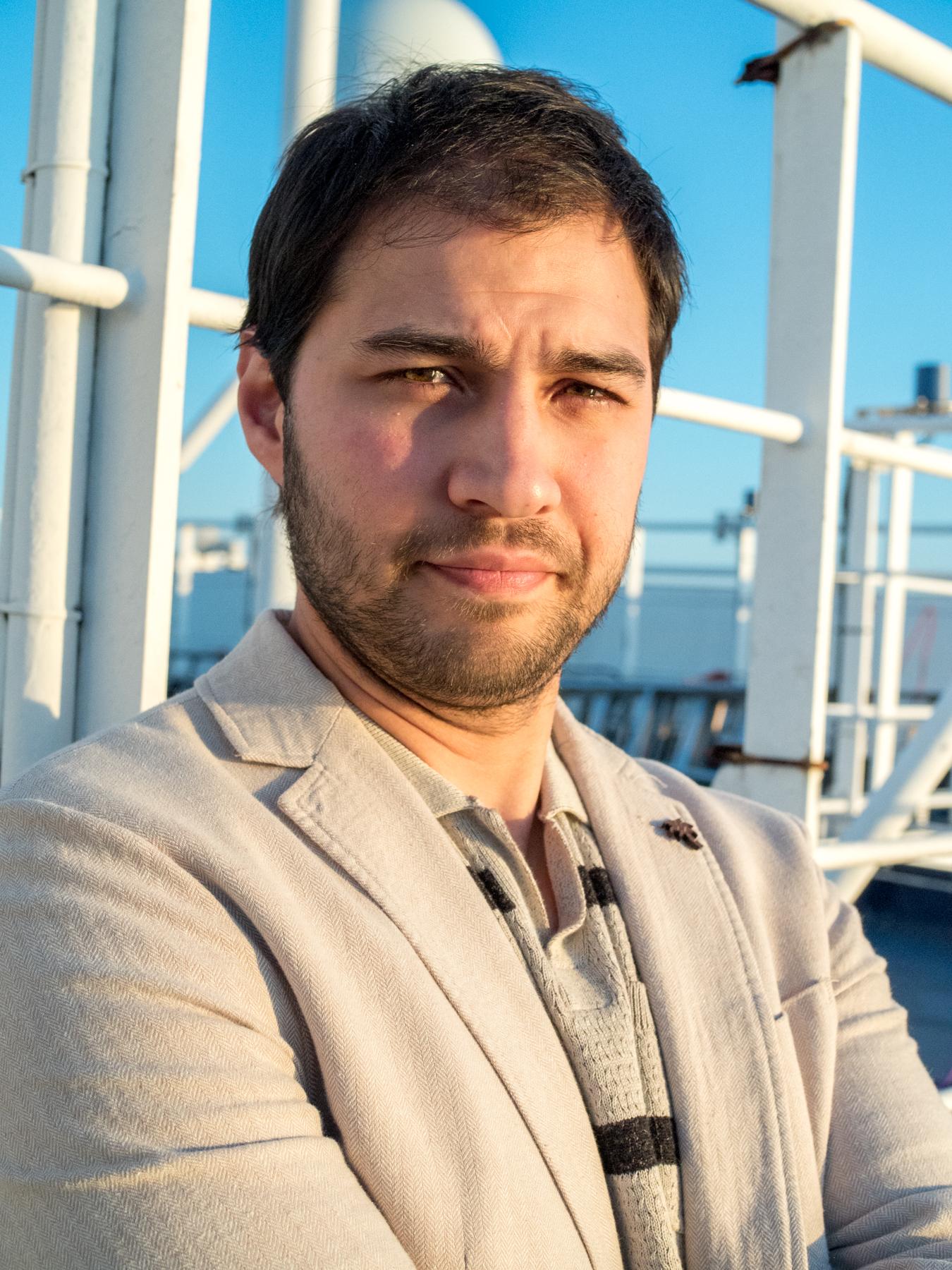 Alexander Trivedi