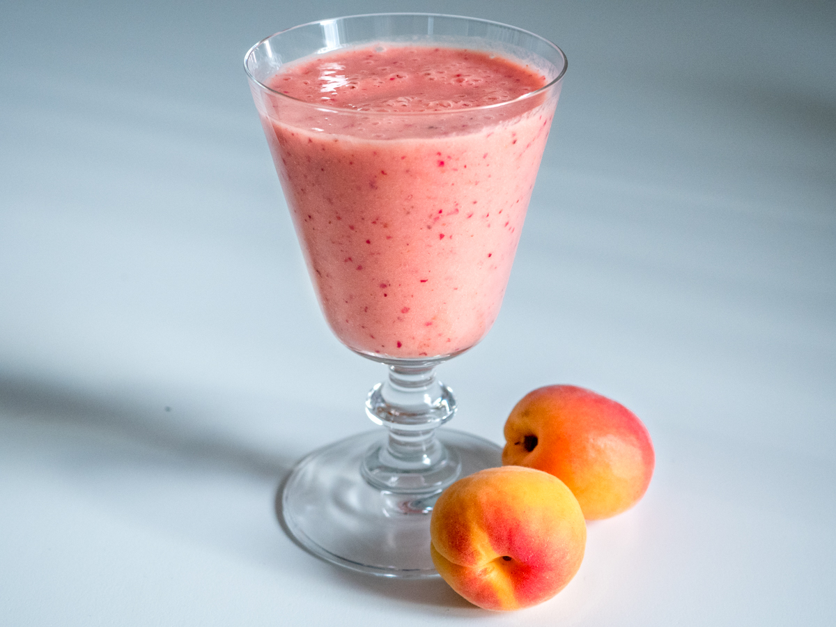 aprikoosi smoothie