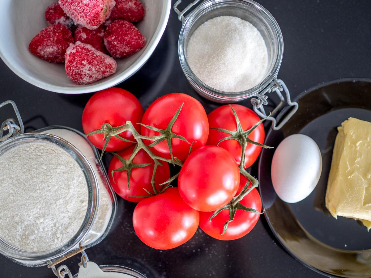 tomattipiirakka