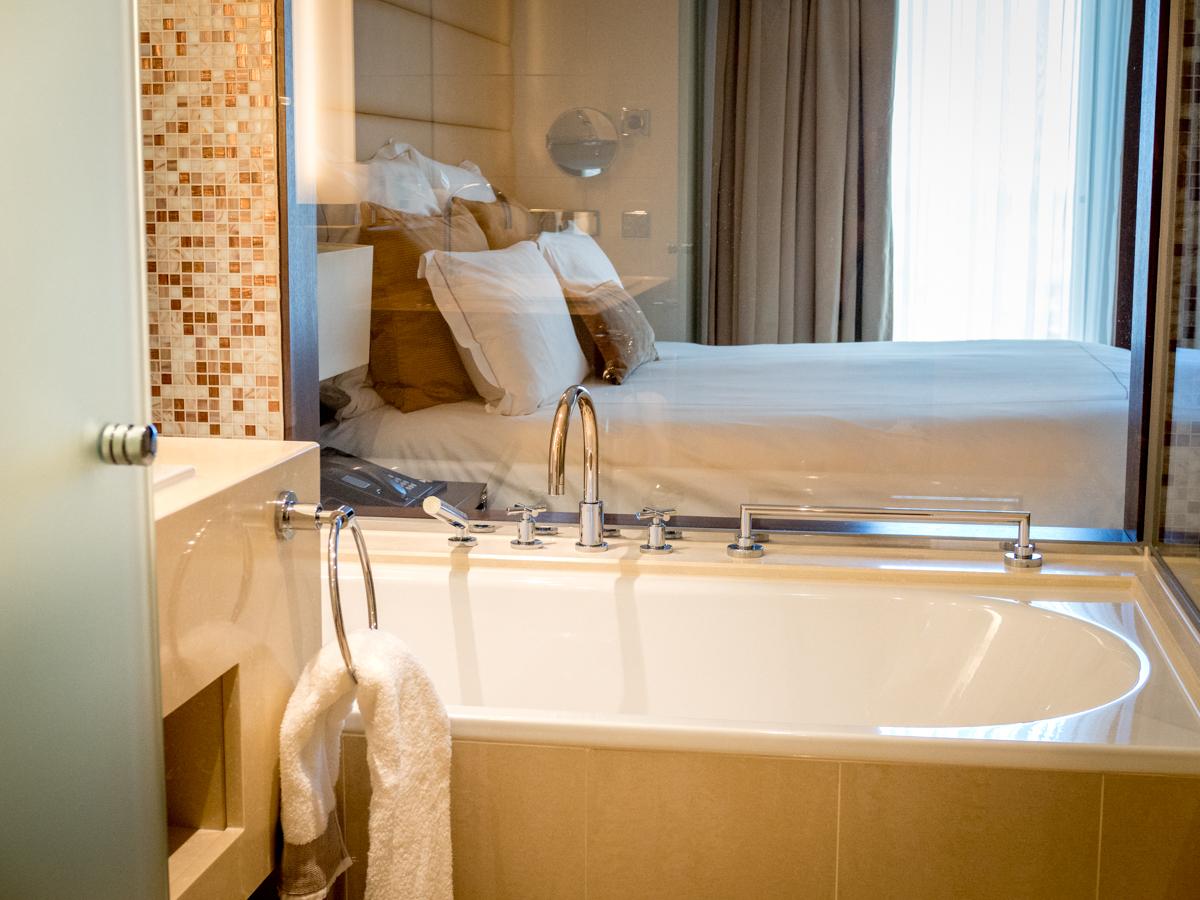 jumeirah hotel arvio