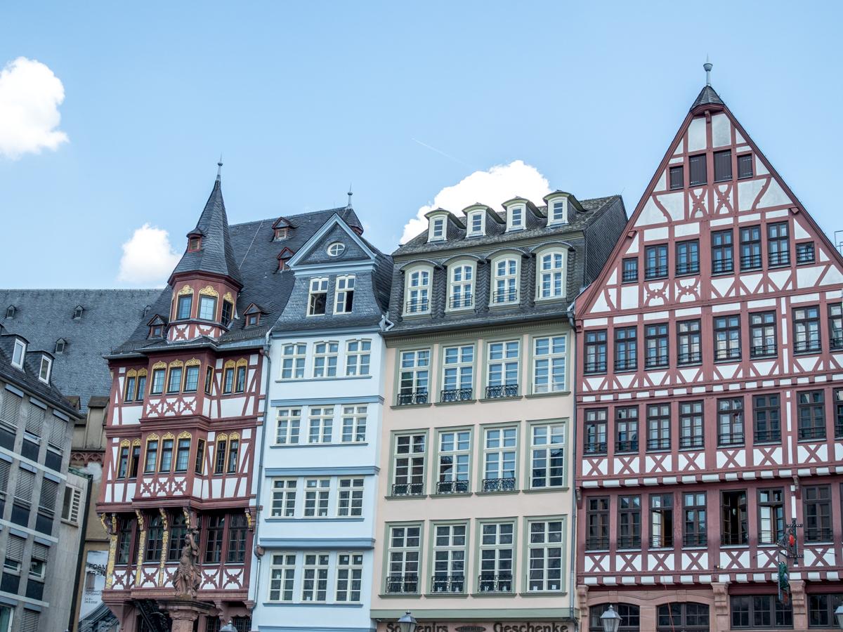frankfurtin nähtävyydet