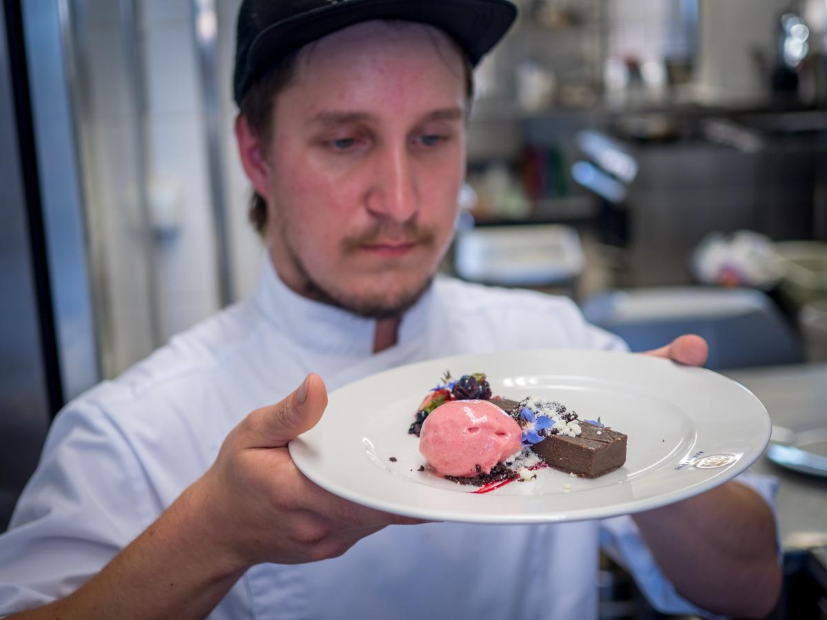 Keittiömestari Teijo Pirinen