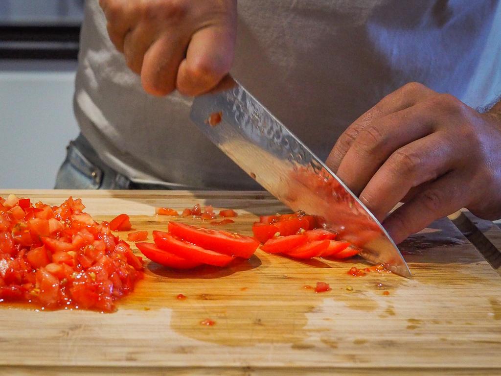 tomaattinen salaatti