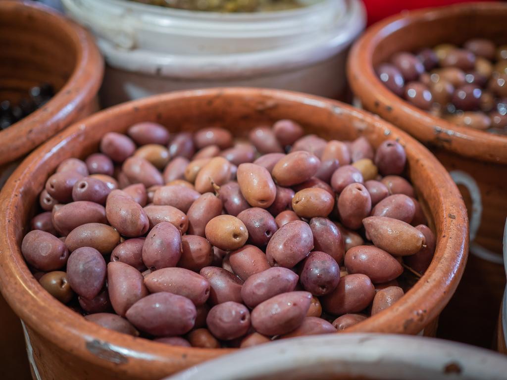 kreikkalaiset oliivit