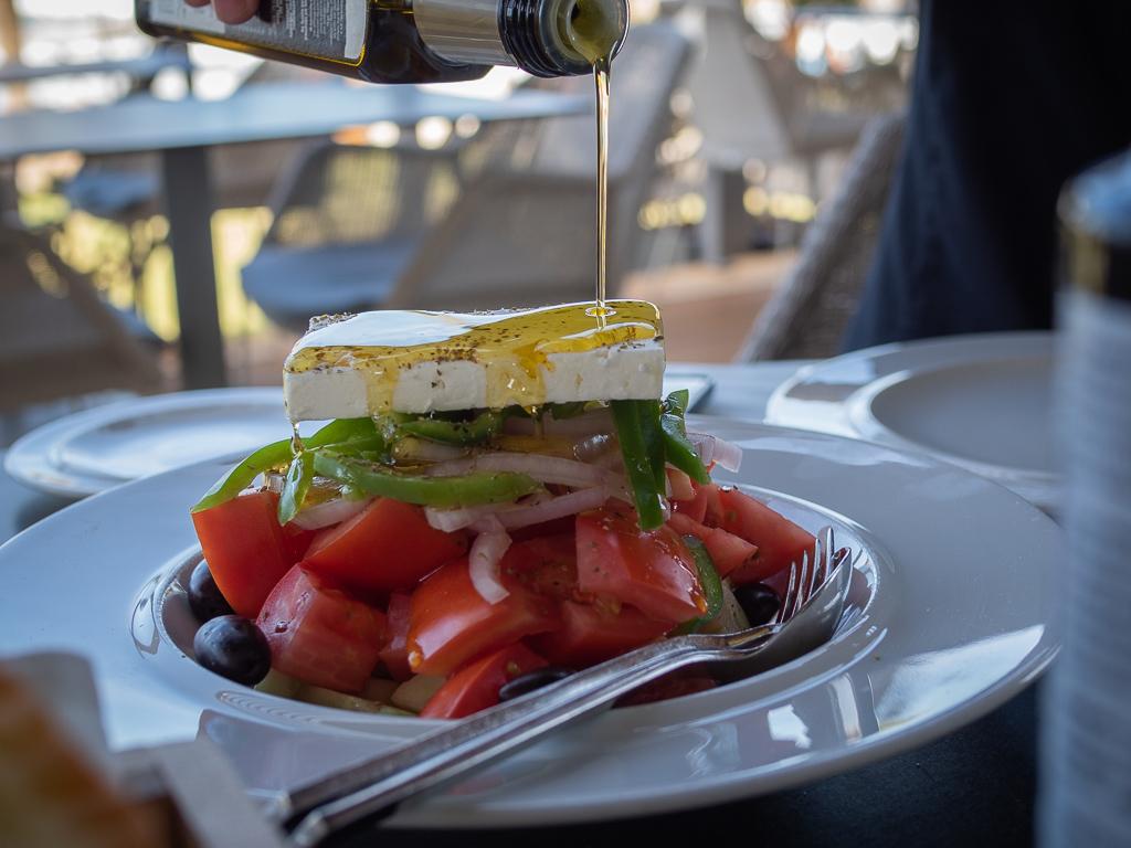 oliiviöljyllä paistaminen