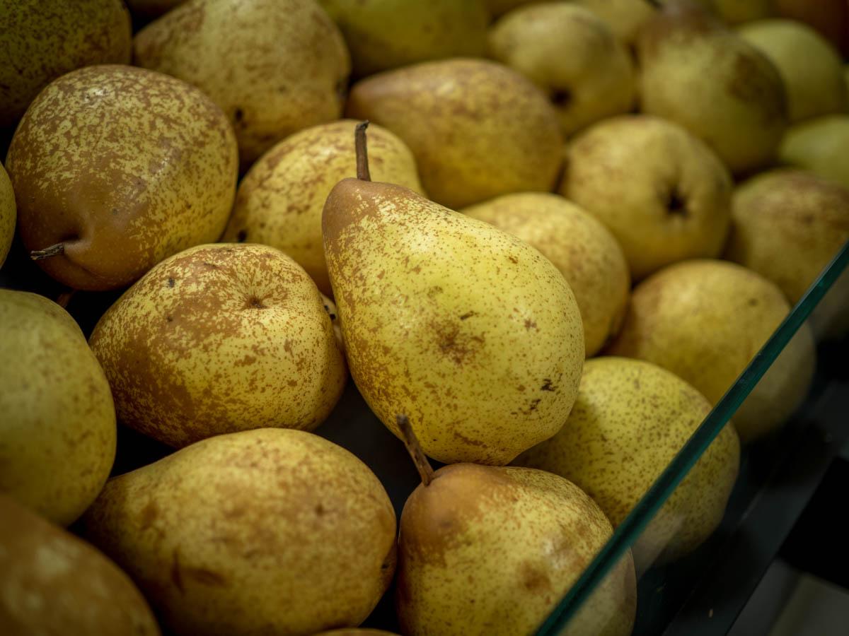 portugalilainen päärynä rusho