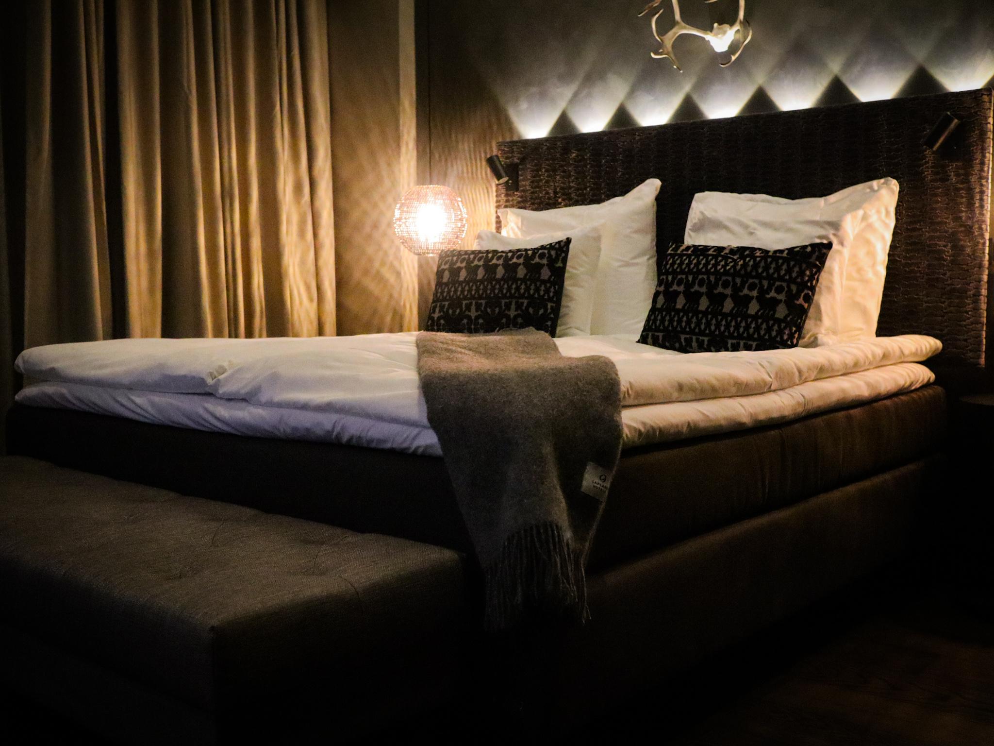 lapland hotels kokemus