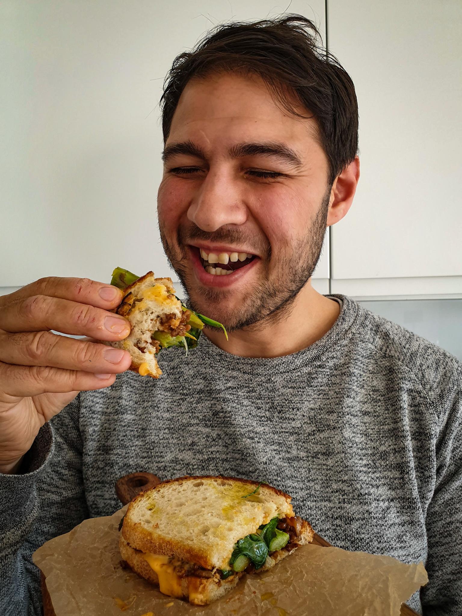 vegaanista pikaruokaa kotona