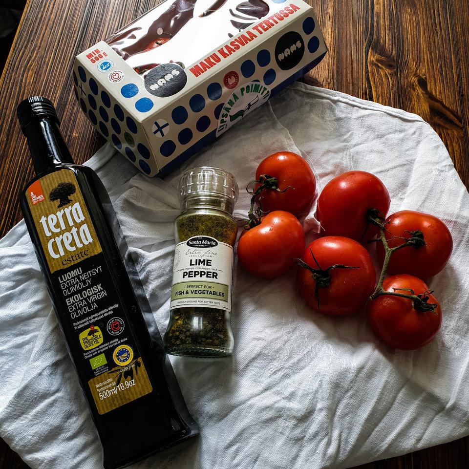 Parhaat tomaatin mausteet
